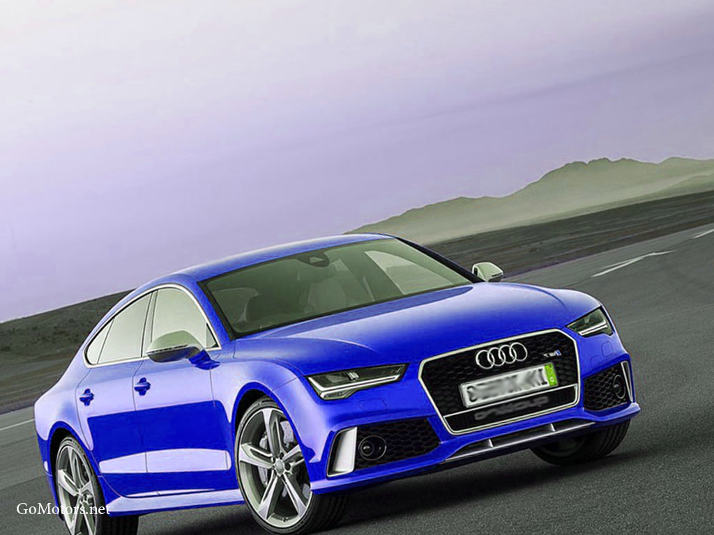 Dynamics in a fresh type that is top - The RS7 Sportback has been ...