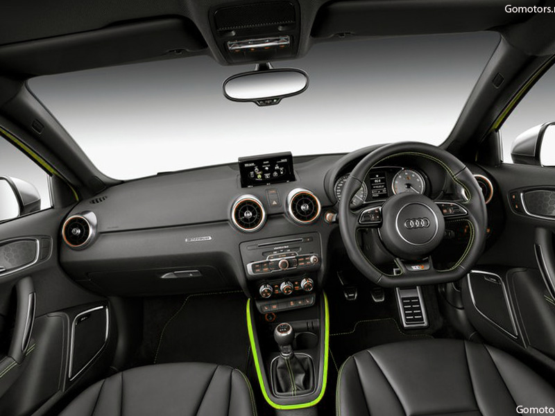2015 Audi S1 Sportback