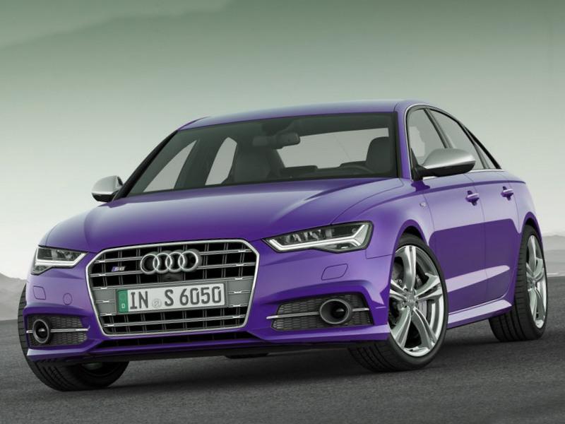 2015 Audi S6 Reviews