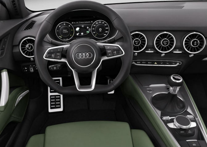 2015 Audi Tt Coupe Review