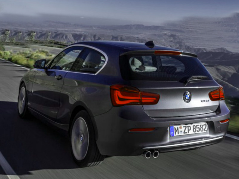 2016 BMW 1-Series 3-door