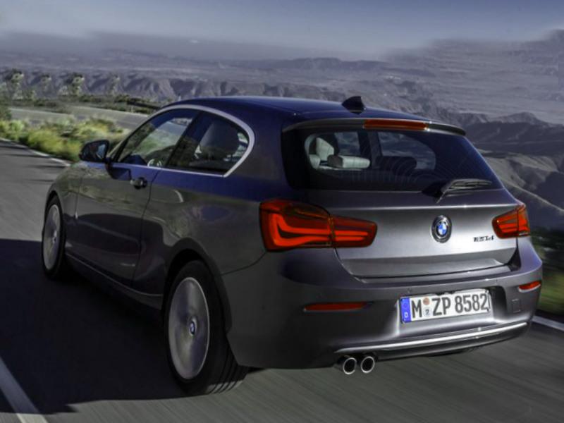 2016 BMW 1-Series 3-door