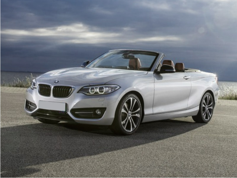 BMW 2-Series Convertible