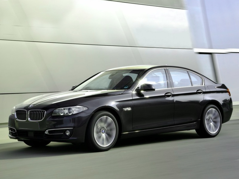 2015 BMW 518d