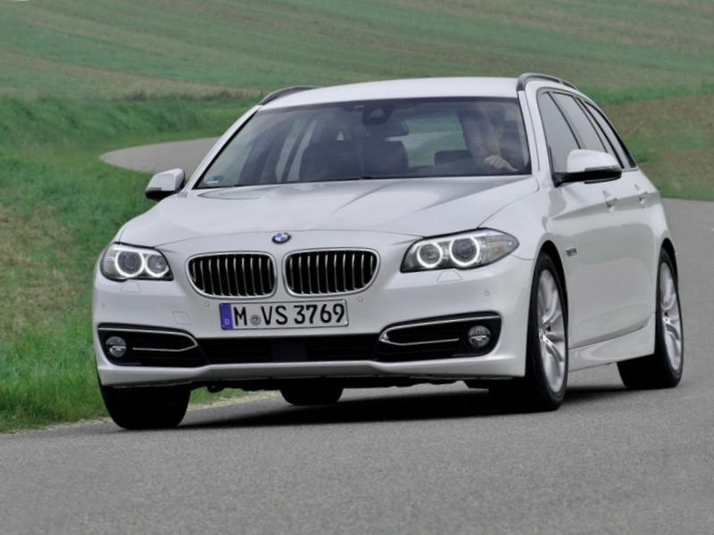 2015 BMW 520d Touring