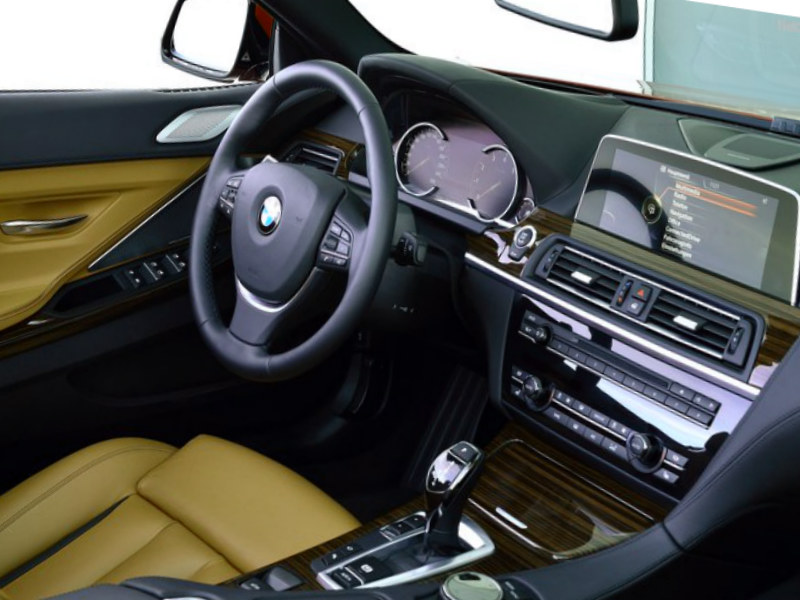 2015 BMW 6-Series Convertible