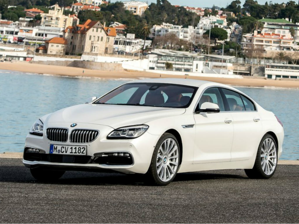 2016 bmw 6 series gran coupe review. Black Bedroom Furniture Sets. Home Design Ideas