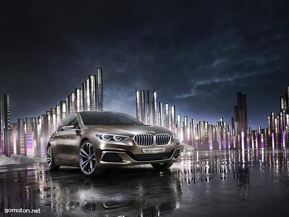 BMW Compact Sedan Concept