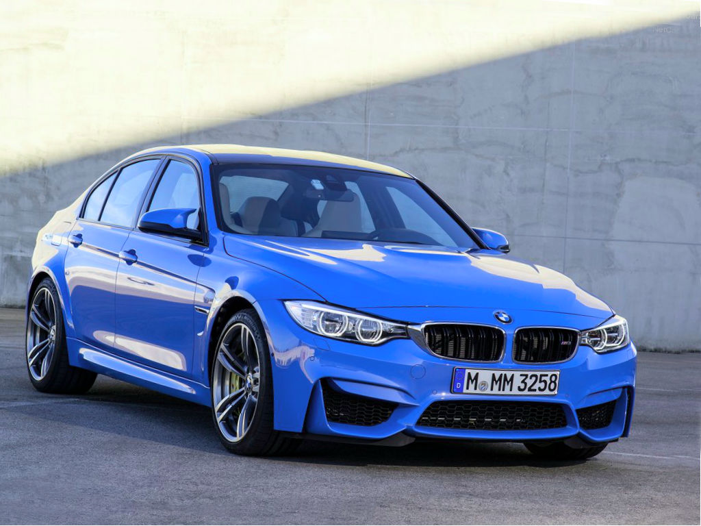 2015 Bmw M3 Sedan Review