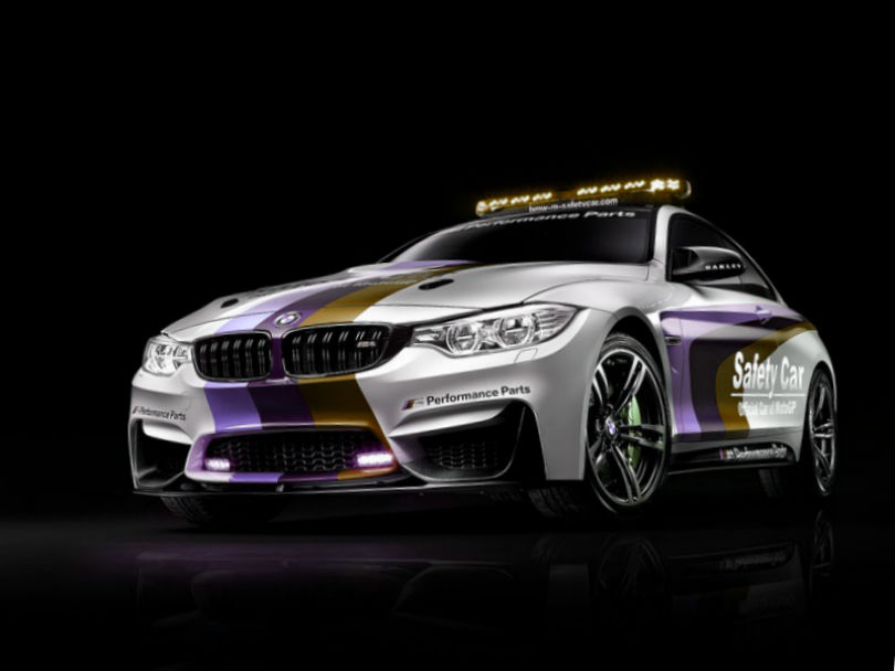 BMW M4 Coupe MotoGP Safety Car