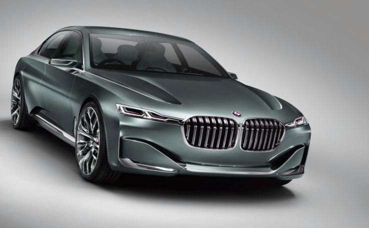 Bmw Vision Future Luxury Concept 2014 Reviews