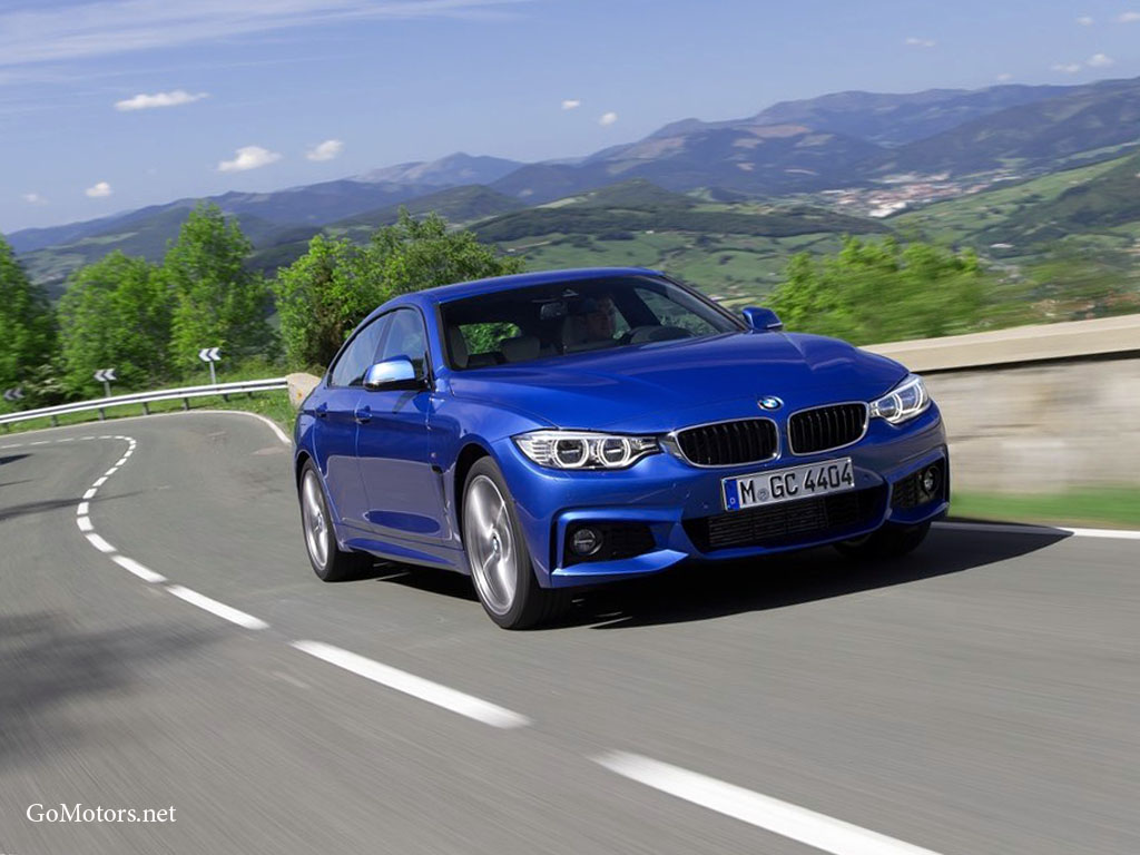BMW 428i Gran Coupe M Sport 2015