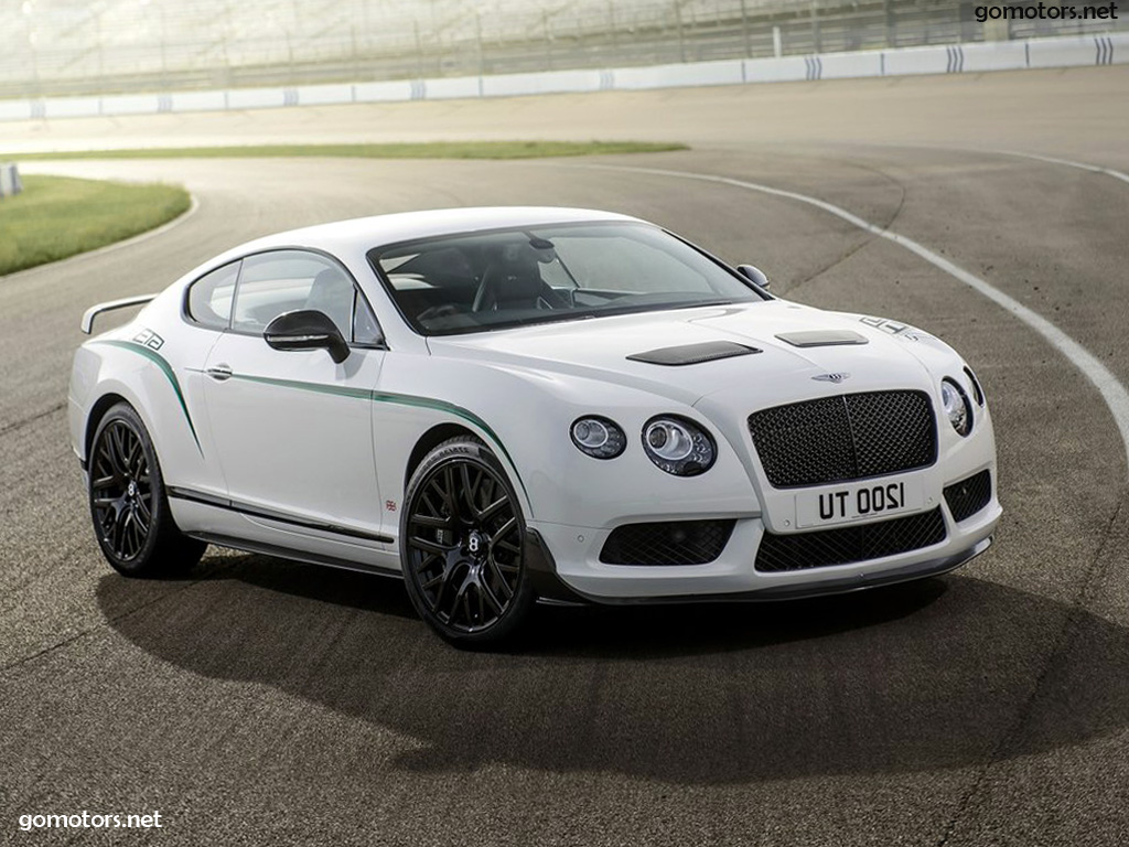 Bentley Continental GT3-R 2015