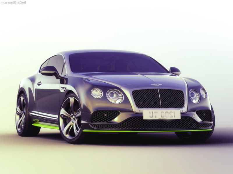 Bentley Continental GT Speed Breitling Jet Team Series