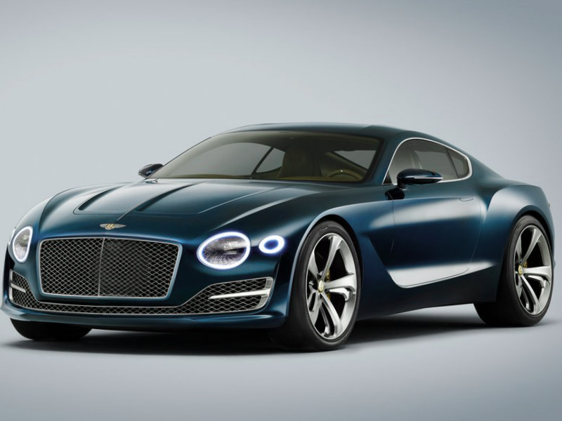 Bentley EXP 10 Speed 6 Concept 2015