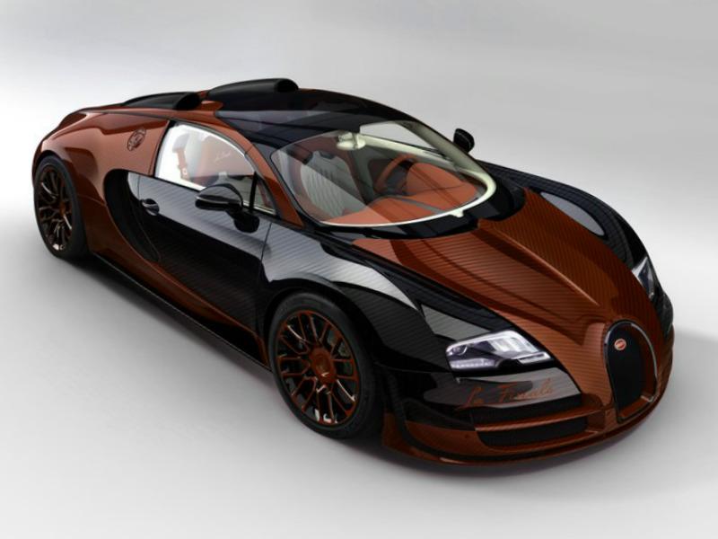 Bugatti Veyron Grand Sport Vitesse La Finale, 2015