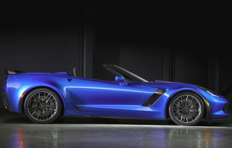 Chevy Corvette Z06 Convertible 2015