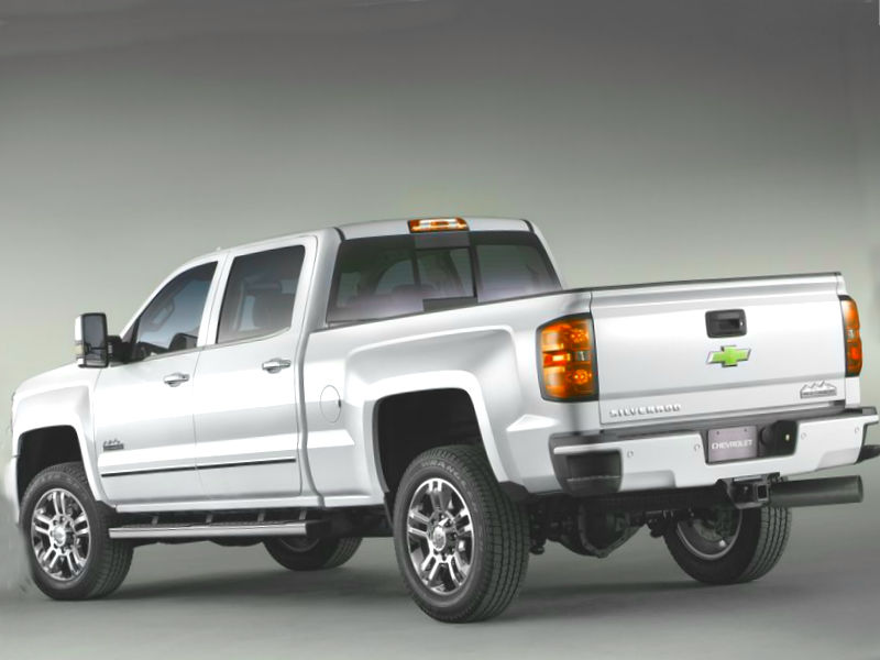 Chevrolet Silverado High Country HD