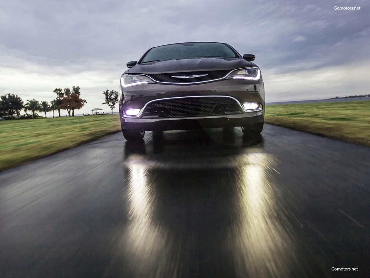 All-new 2015 Chrysler 200