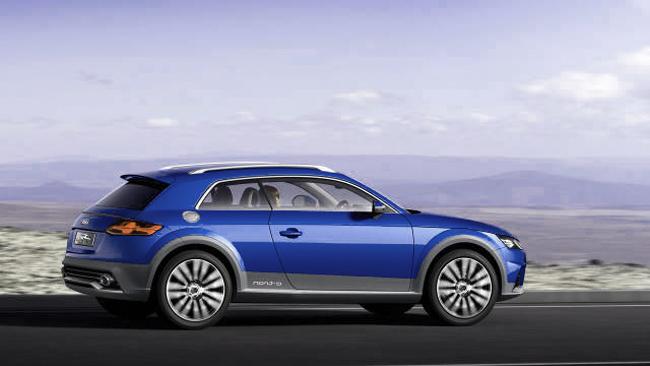 2015 Audi Allroad Shooting Brake - First Look
