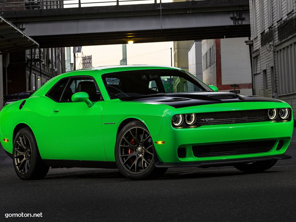 Dodge Challenger SRT Hellcat 2015 Reviews