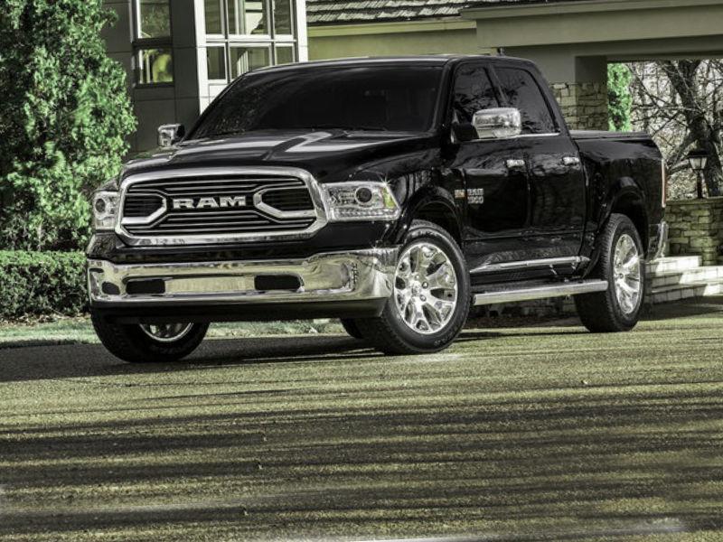 Ram 1500 Laramie Limited