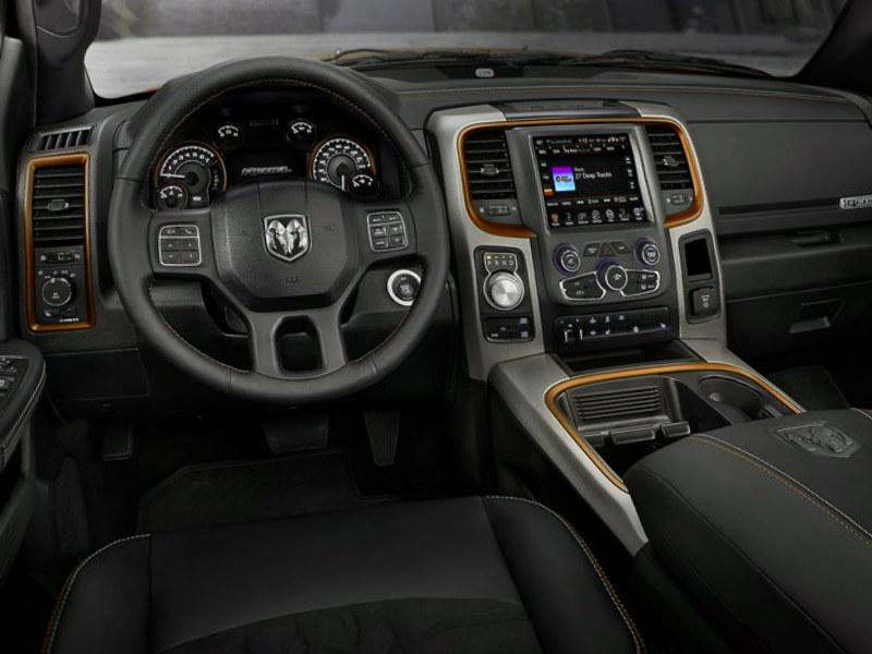 Dodge Ram 1500 Diesel >> 2015 Ram 1500 Rebel review