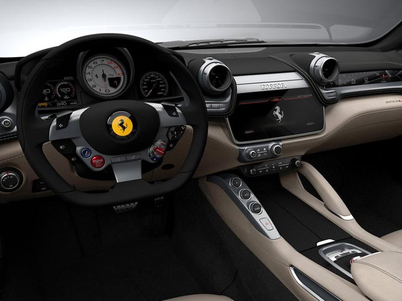 Ferrari GTC4 Lusso Wallpapers