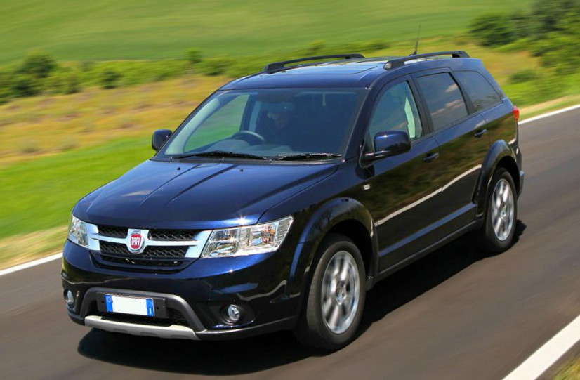 Fiat Freemont review
