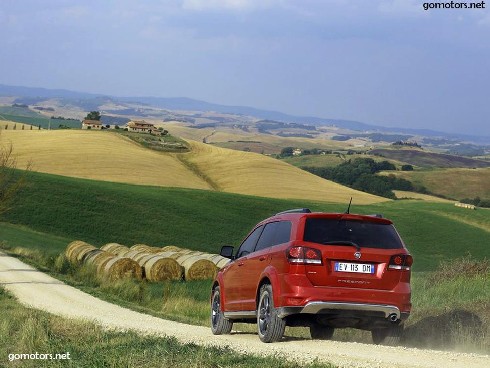 Fiat Freemont Cross 2015