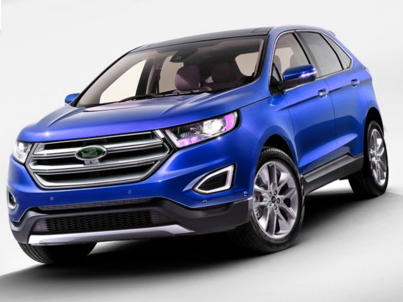 2015 ford edge review. Black Bedroom Furniture Sets. Home Design Ideas