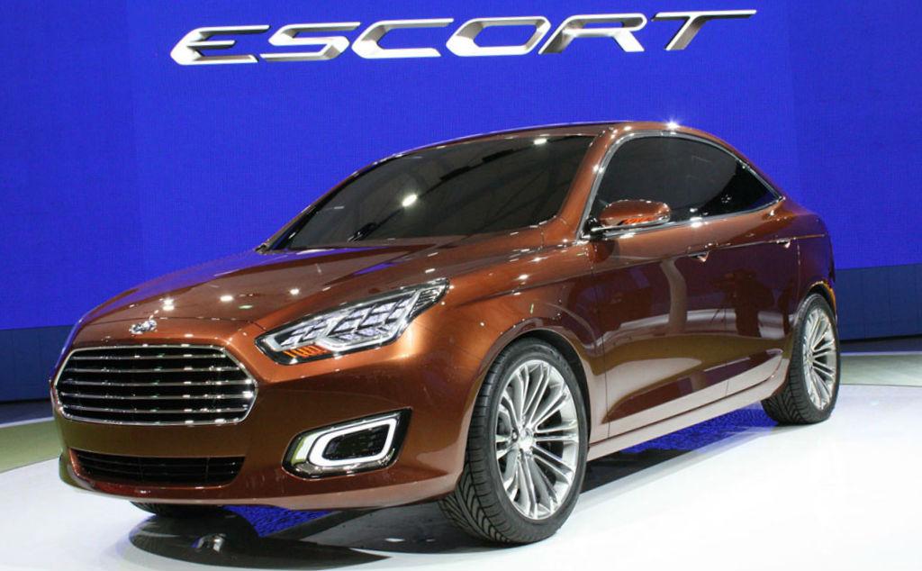 Ford Escort (2015)