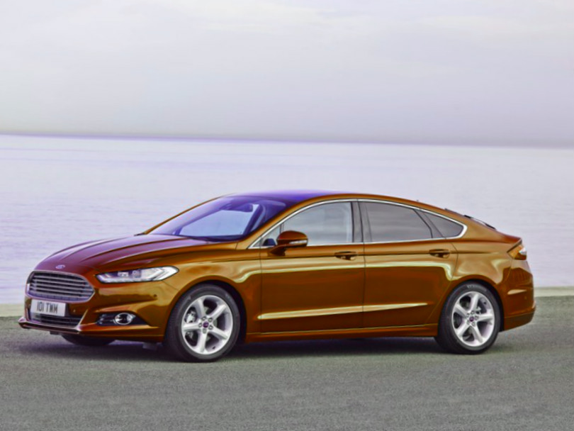 2015 ford mondeo review. Black Bedroom Furniture Sets. Home Design Ideas