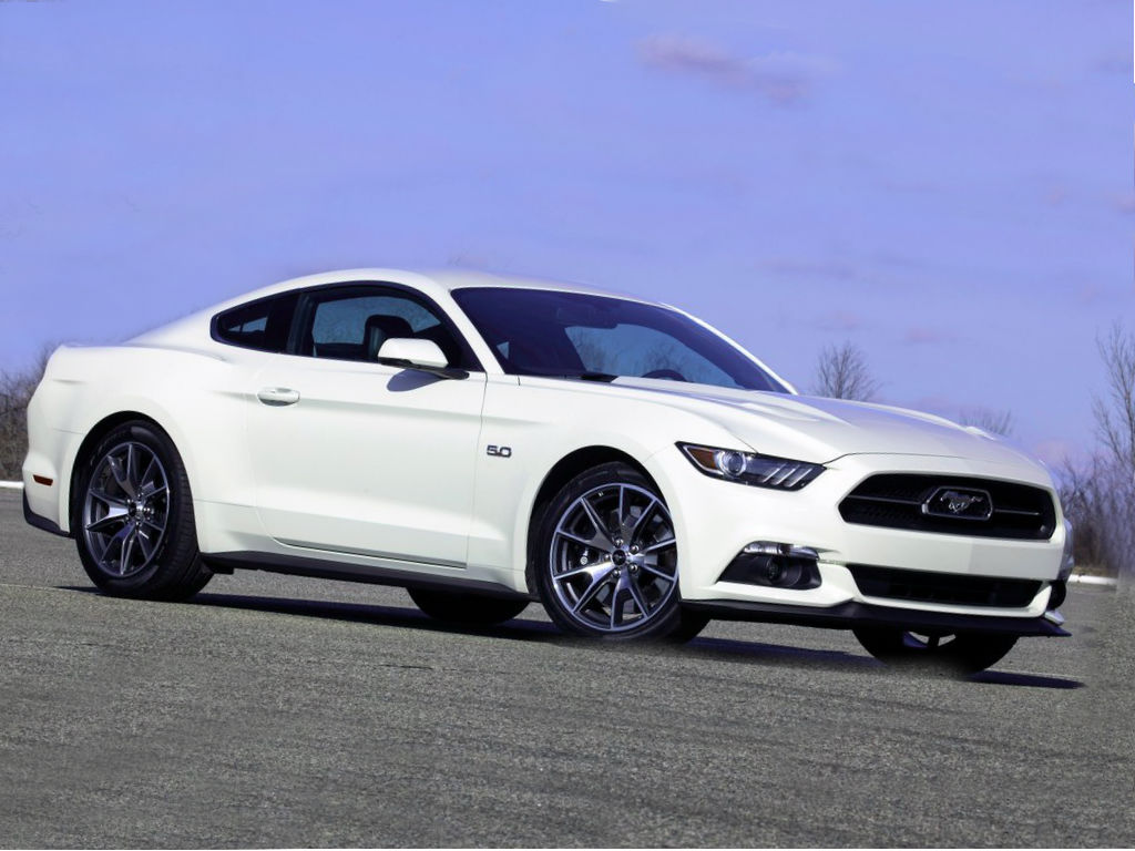 2015 ford mustang 50 year limited edition review. Black Bedroom Furniture Sets. Home Design Ideas
