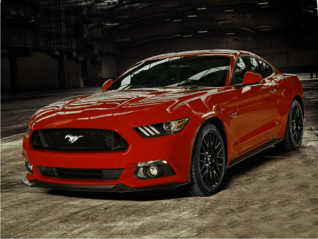 Ford Mustang EU-Version