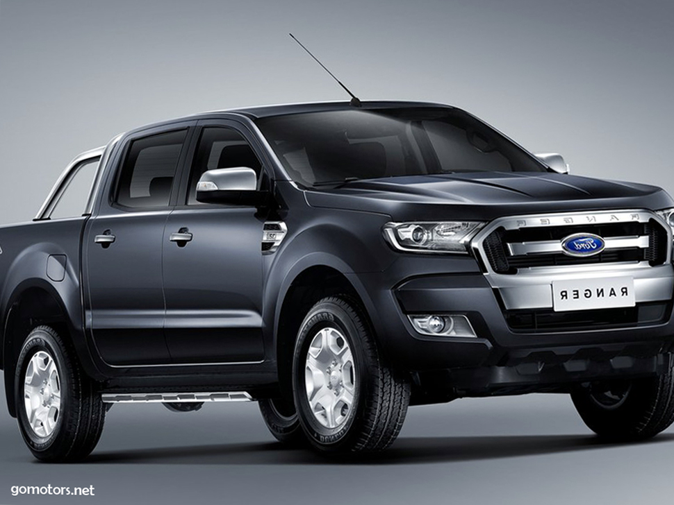 2016 ford ranger - photo #22