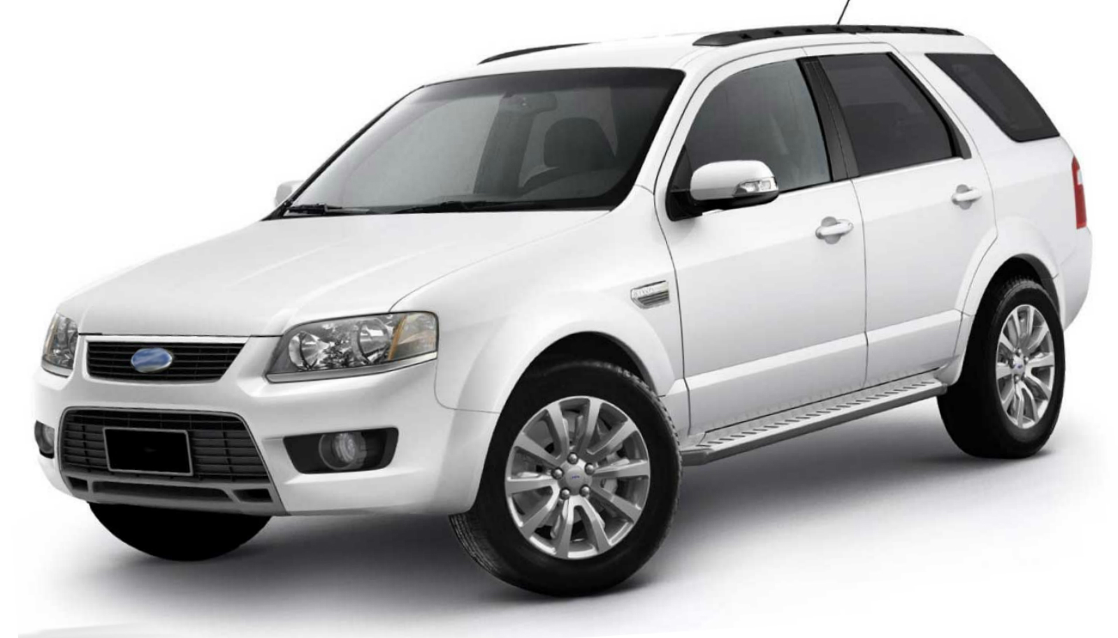 Ford Territory 2012