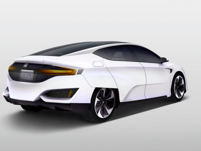 Honda FCV Concept 2014