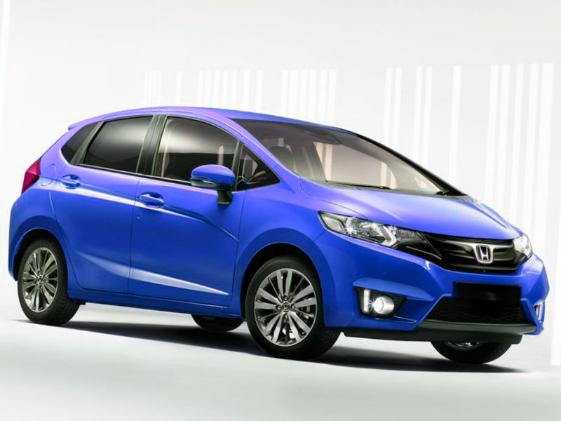 2016 Honda Jazz review