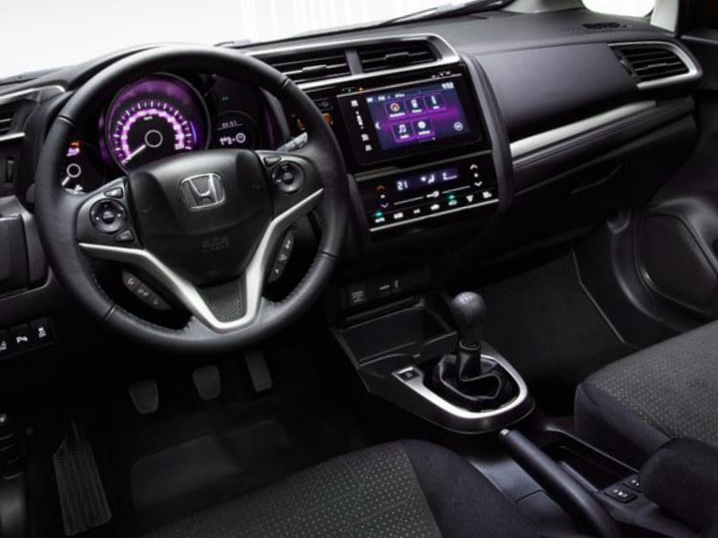 2016 Honda Jazz
