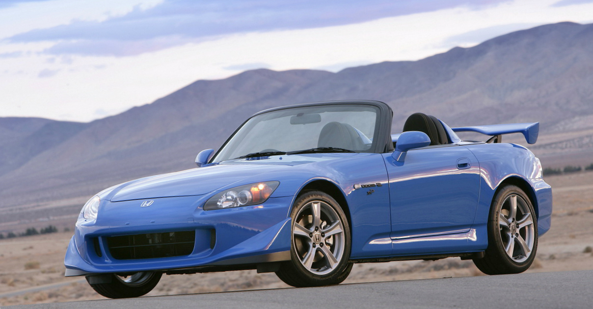 Honda S2000 review