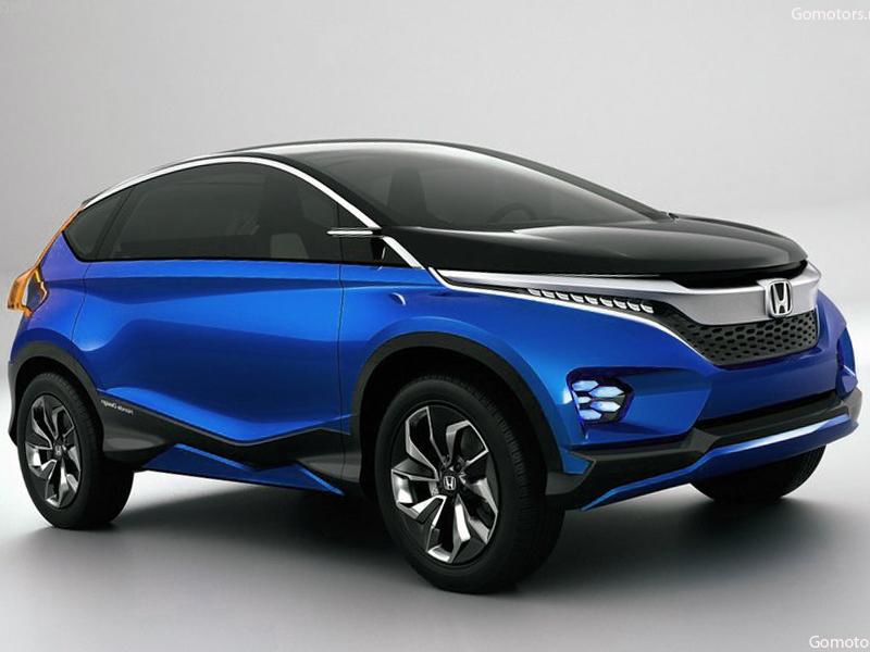 Honda Vision XS-1 Concept 2014
