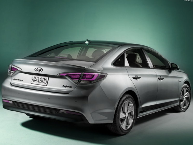 2016 Hyundai Sonata Plugin Hybrid Reviews
