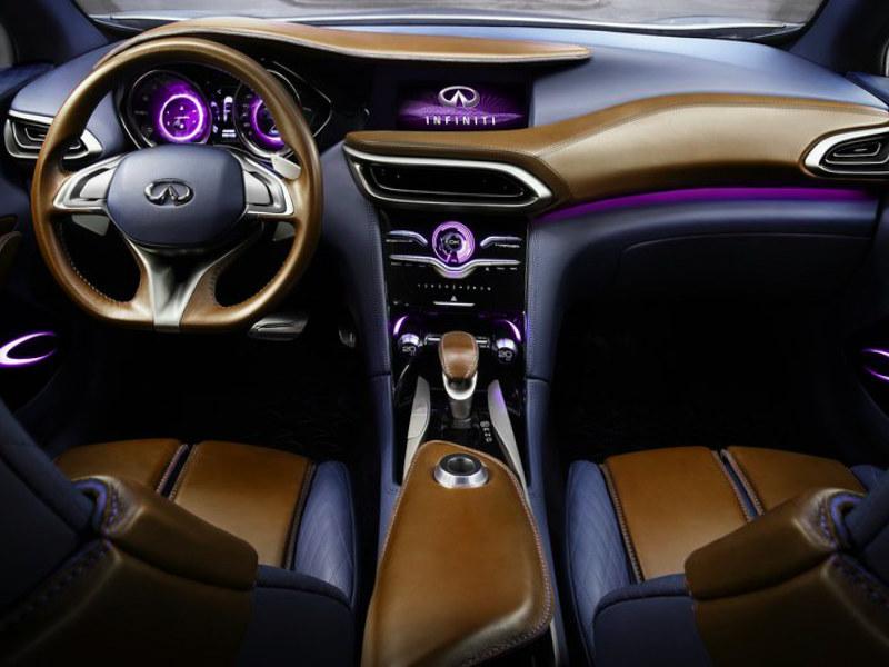 Infiniti QX30 Concept - 2015