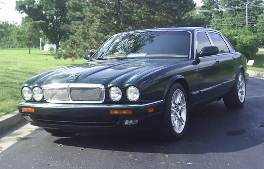 Jaguar XJ6 D