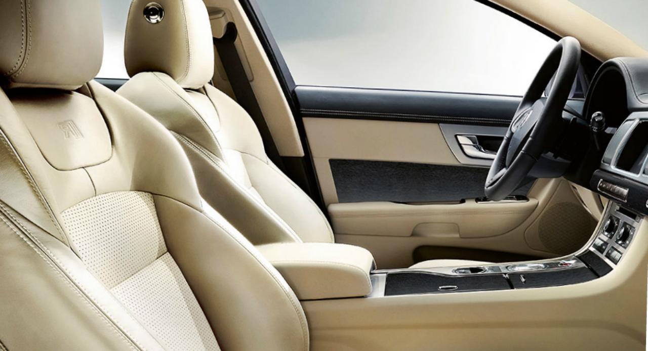 Jaguar XFS review