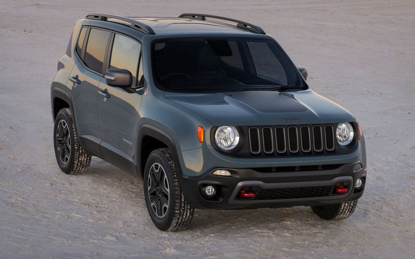 New 2015 Jeep Renegade Reviews