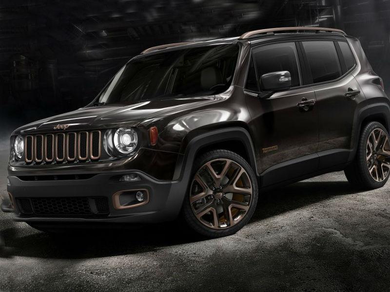 Jeep Renegade Zi You Xia Concept