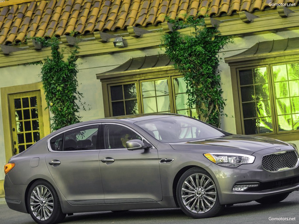 How Much Is 2015 Kia K900 Cost
