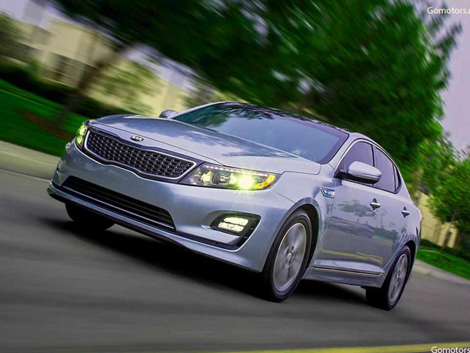 2014 Kia Optima Hybrid review